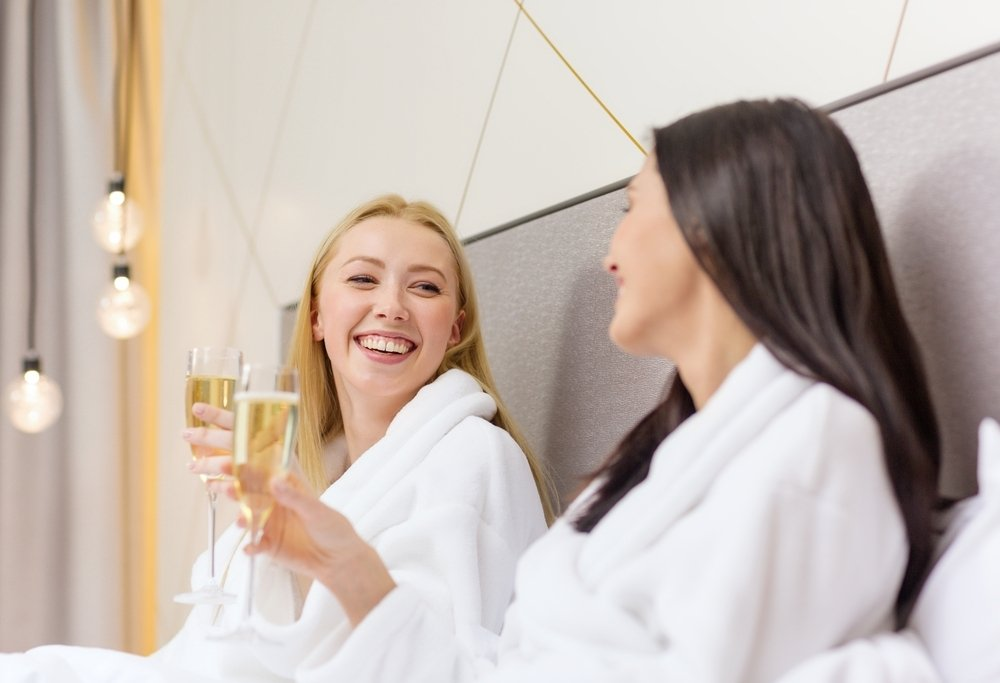 group bookings hen parties - Mobile services