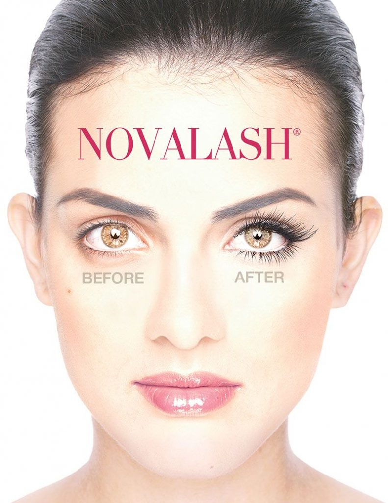 novalash before and after 791x1024 - Brows / lashes / makeup
